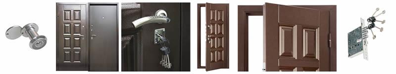 Элитные железные двери