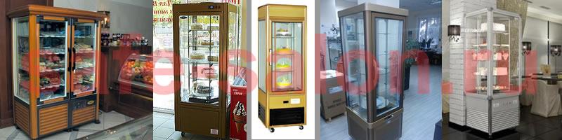 Шкафы холодильные кондитерские применение