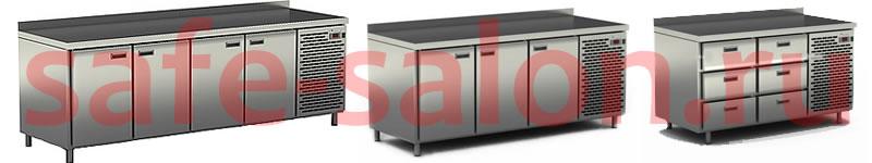 Холодильные столы применение