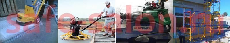 Продажа строительного оборудования и техники во Владивостоке и в Хабаровске