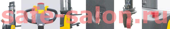 Штабелер CDDR15-III