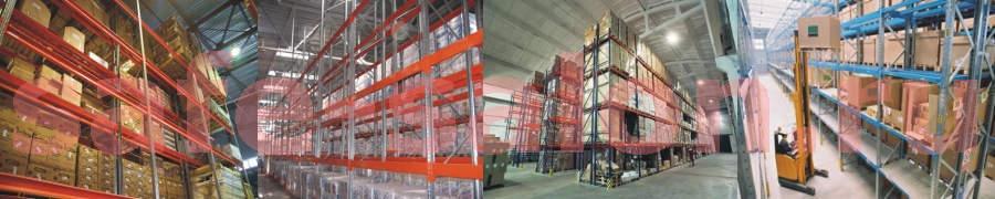Продажа паллетных стеллажей для склада