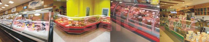 Витрины холодильные Титаниум фото